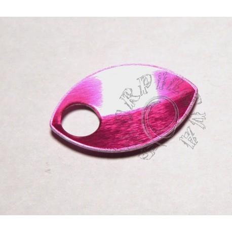 malé dračí šupiny růžová 1 ks