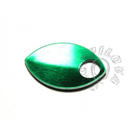 malé dračí šupiny zelená 1 ks