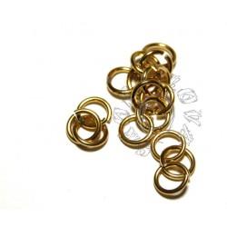 2,4/0,8 mm bal. 100 ks zlatá