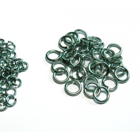 8,4/1,6 50 ks - opál smaragd