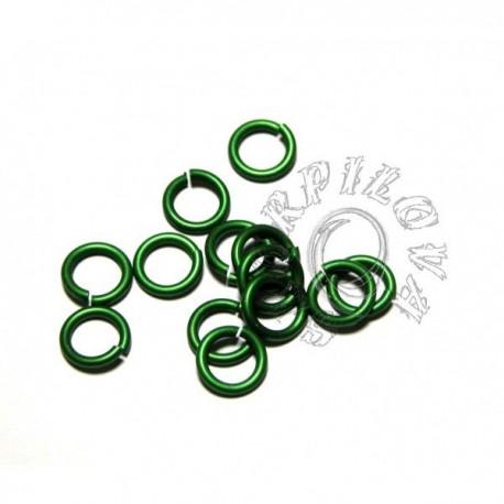6,6/1,6 mm bal. 100 ks - zelená