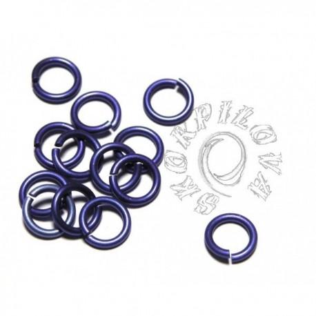6,6/1,6 mm bal. 100 ks - purple