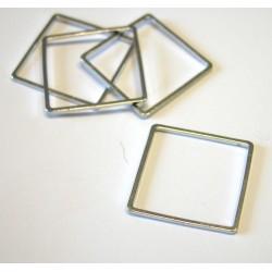 1 ks čtverec - atnikstříbrné